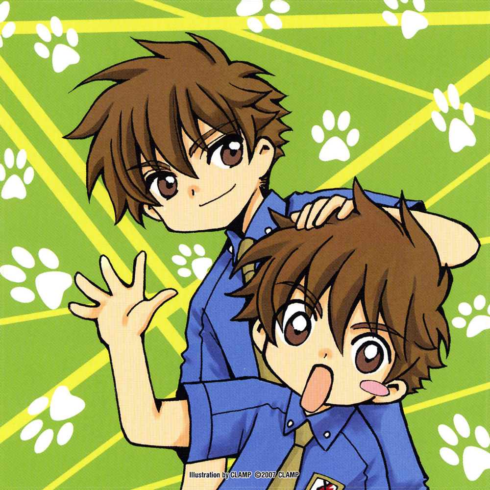 Clamp Calendar 2008 image by Clamp