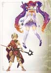 Mushihimesama Futari Visual Book image #6655