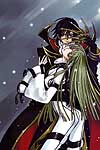 Mutuality: Clamp works in Code Geass image #7264