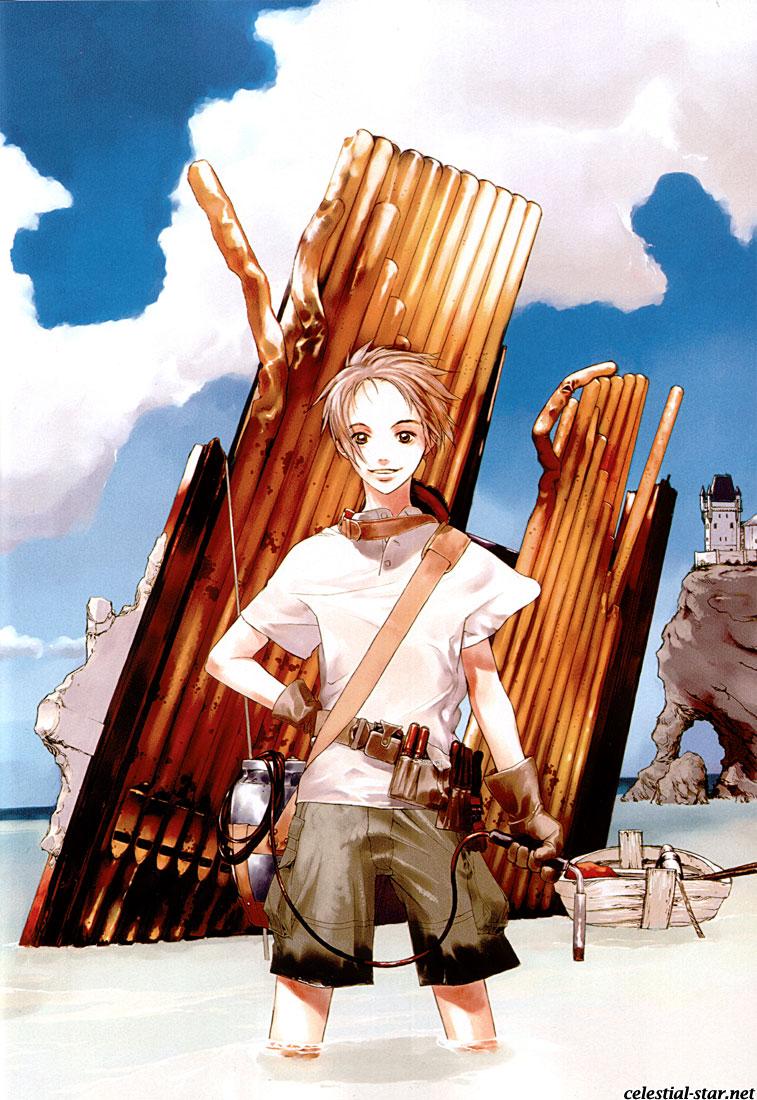 Void image by Takeshi Kazaki