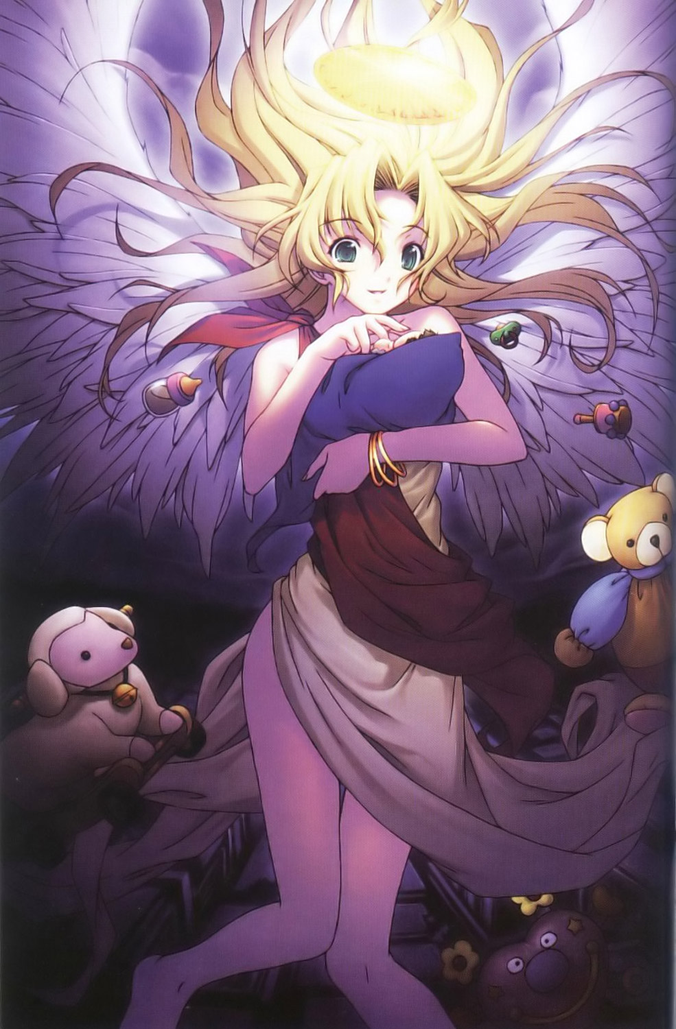 Angel and devil encyclopedia: dark and light side books image by Various Artists