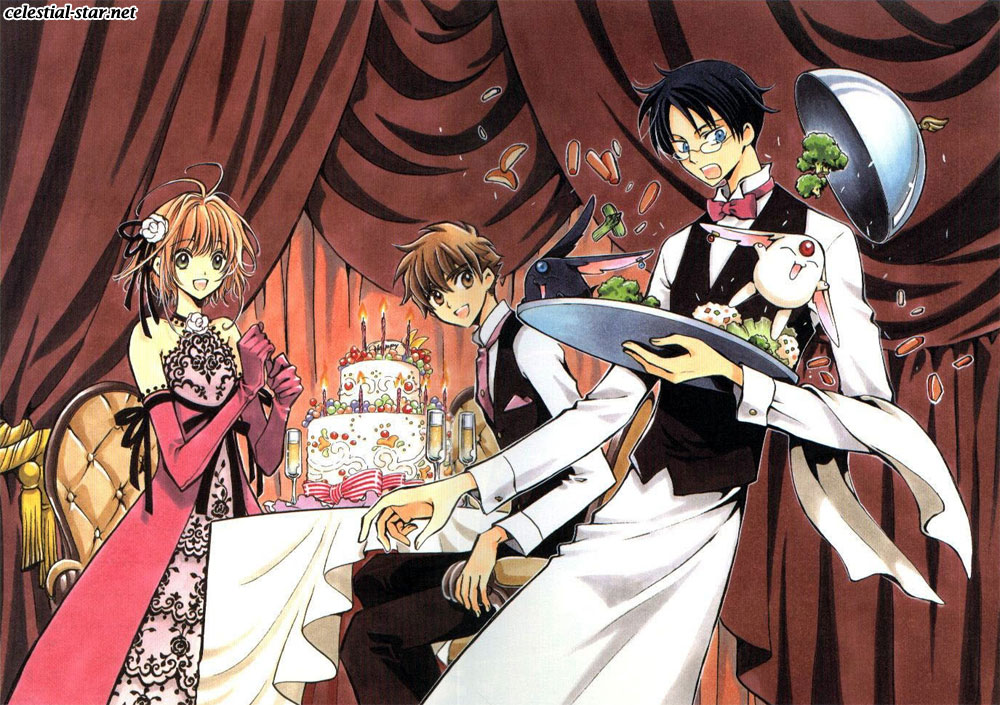 Clamp Calendar 2006 image by Clamp