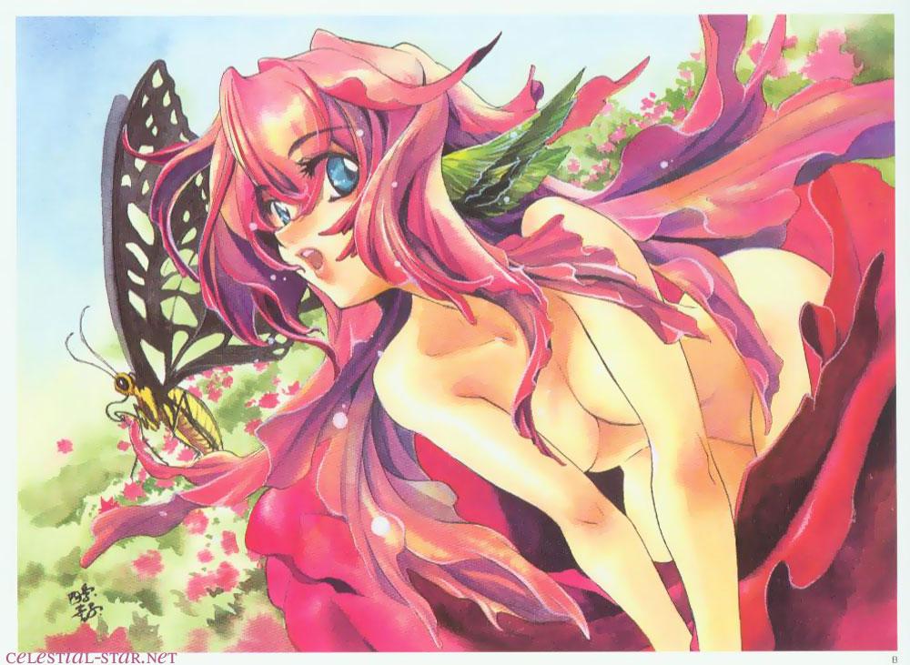 Colourful Wind image by Shiki Douji