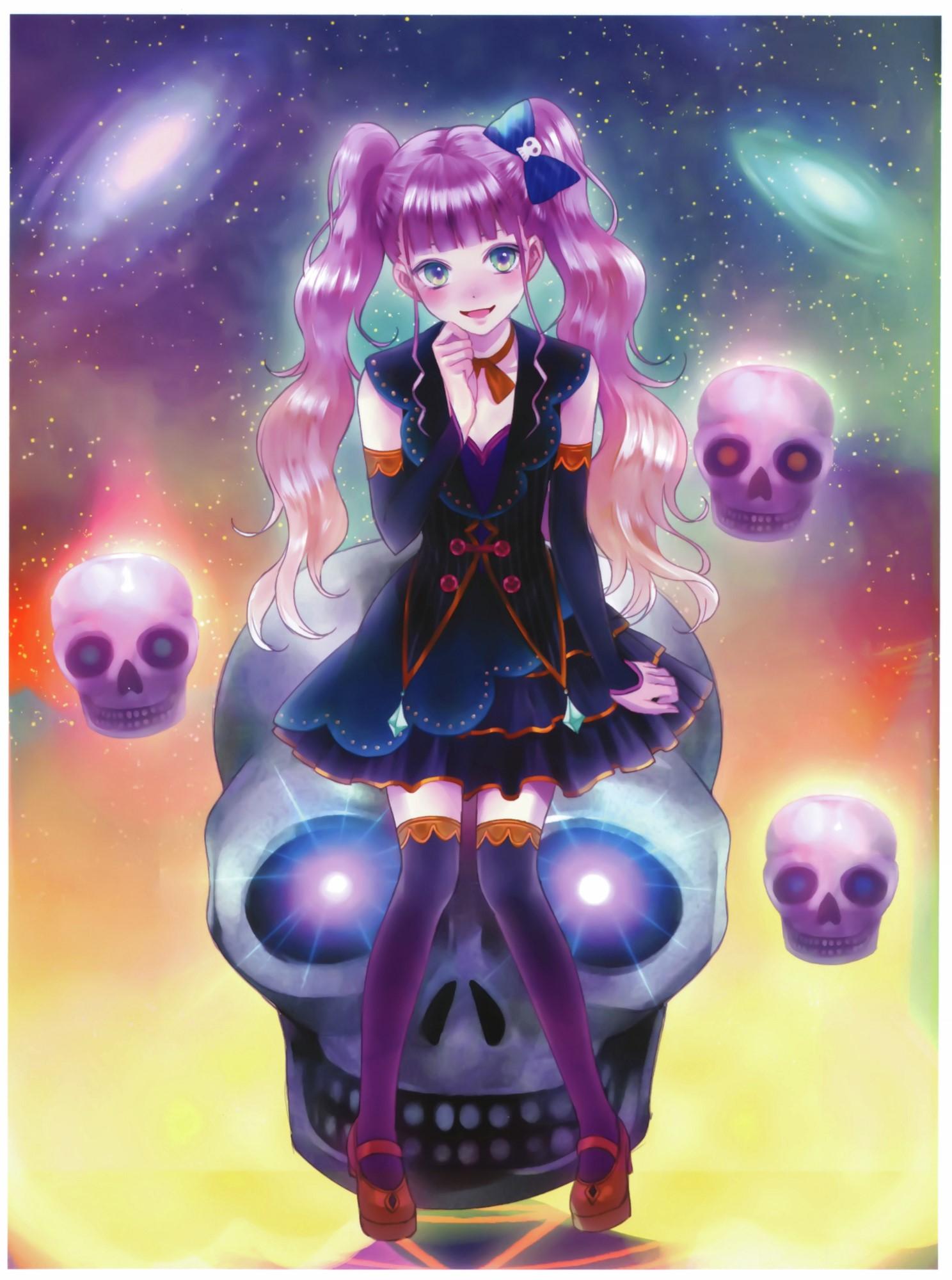 Kaku-San-Sei Million Arthur Art Book VOL.2 image by Square Enix
