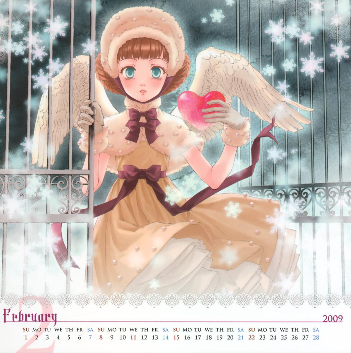 Lolita Style Calendar 2008 image by Closet Child
