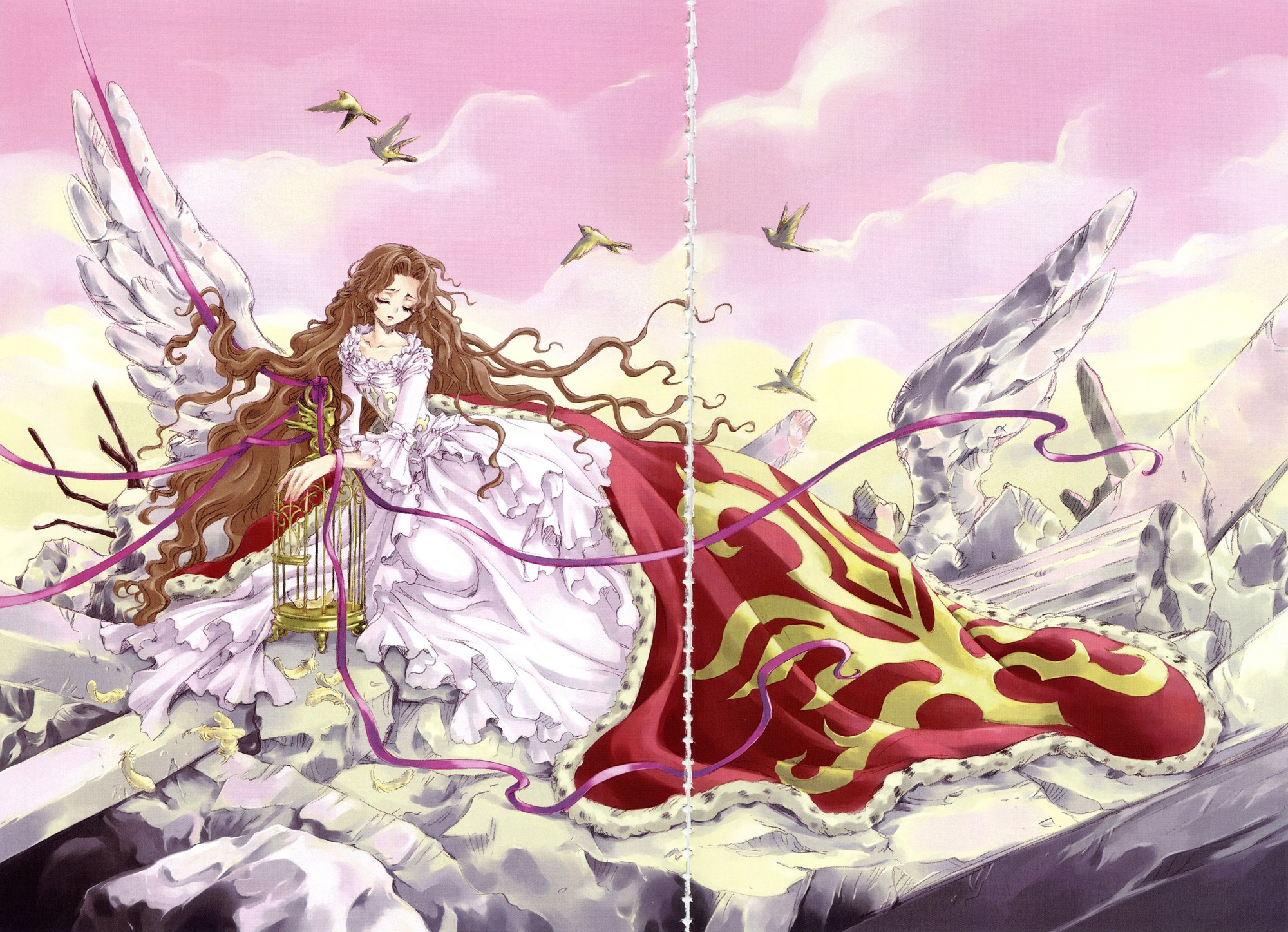 Mutuality: Clamp works in Code Geass image by Clamp