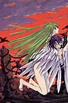 Mutuality: Clamp works in Code Geass image #7284